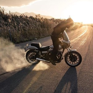 Squareback™ for Harley-Davidson Dyna '06-'17   Motorcycle