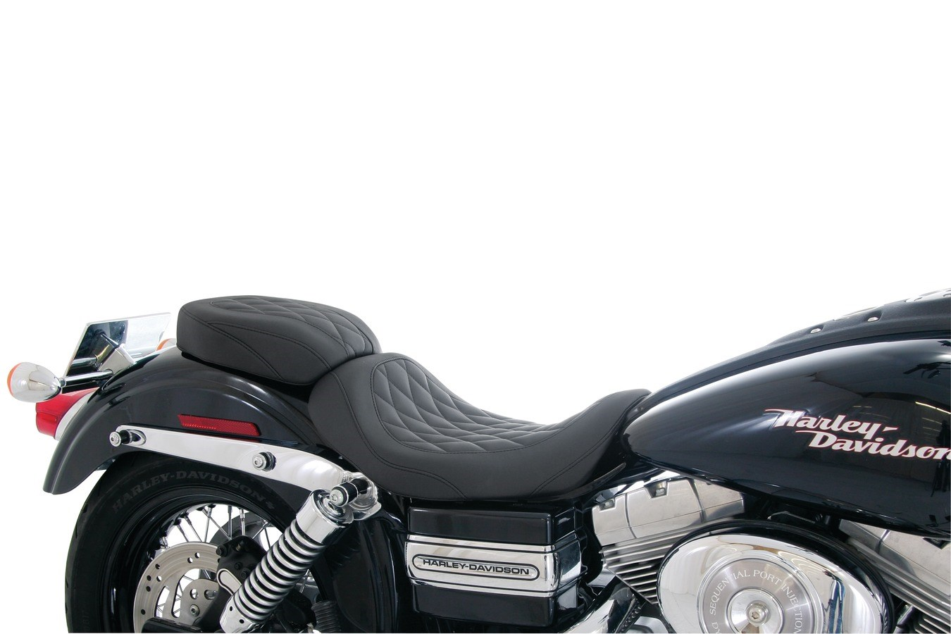 Wide Tripper™ Forward for Harley-Davidson Dyna '06-'17