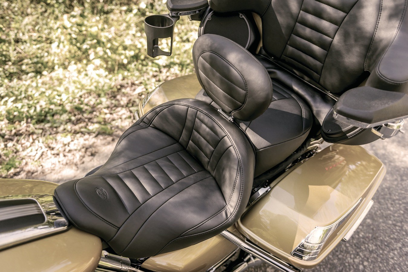Super Touring Deluxe for Harley-Davidson FL Touring '08-'18