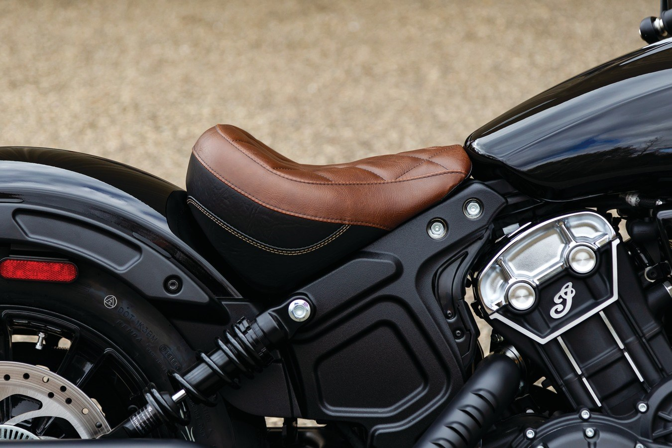 Standard Touring for Indian Scout Bobber '18-'19
