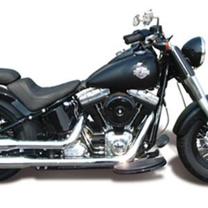 Wide Tripper™ for Harley-Davidson Blackline '11-'13, Slim